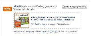 Content ideeën Facebook