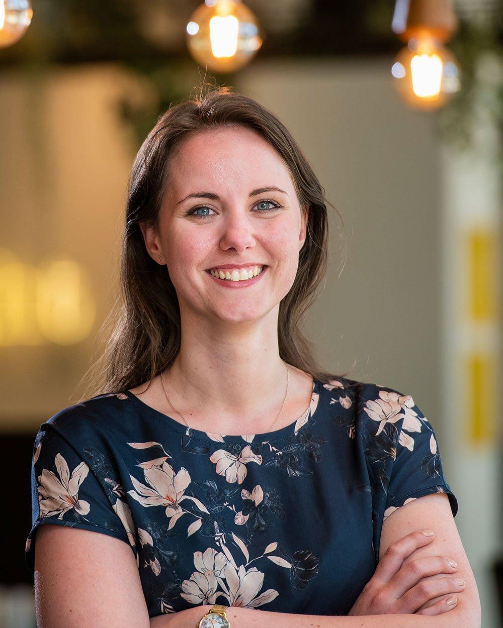 Cherinda Daemen, Inbound marketeer bij Bright