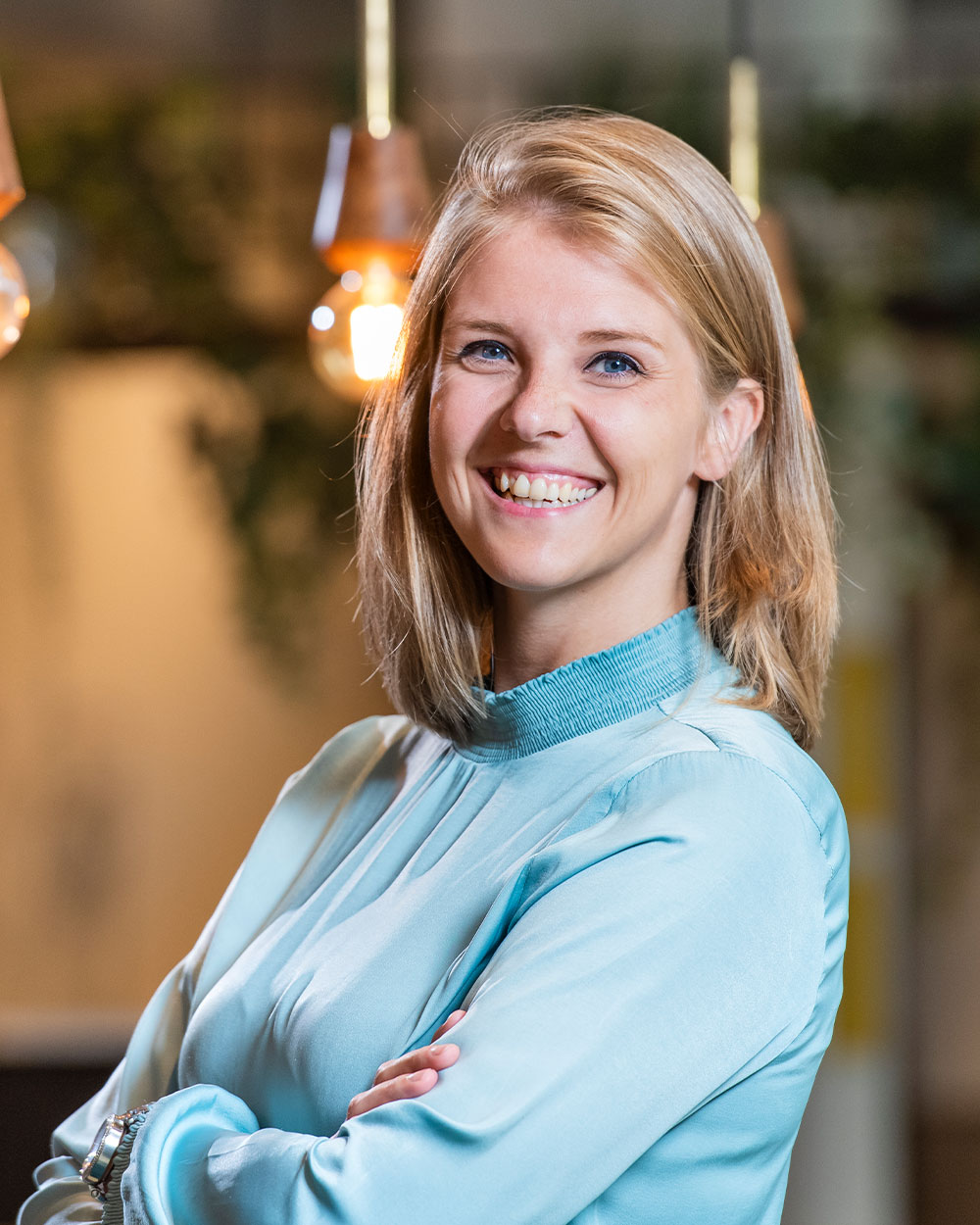 Esther van Laar, Inbound marketeer bij Bright
