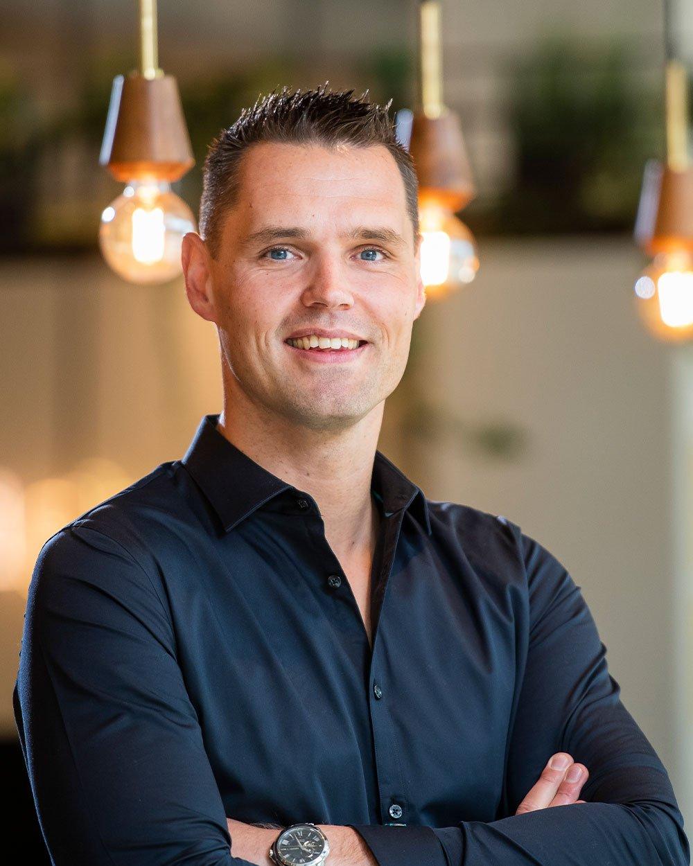 Henry van Olst, Sales Director bij Bright