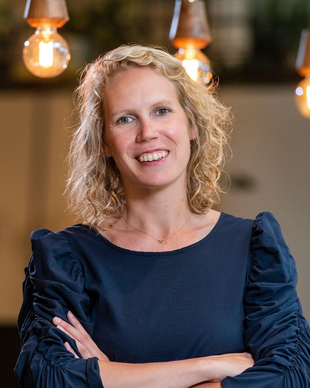 Irene Baatenburg, Financial controller bij Bright