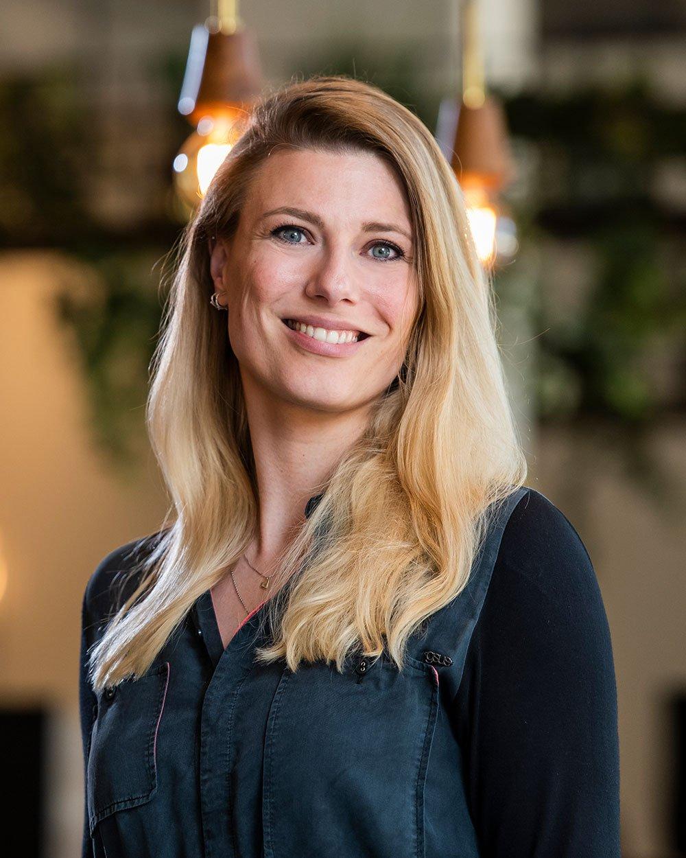 Janna Krooshoop, Marketeer bij Bright