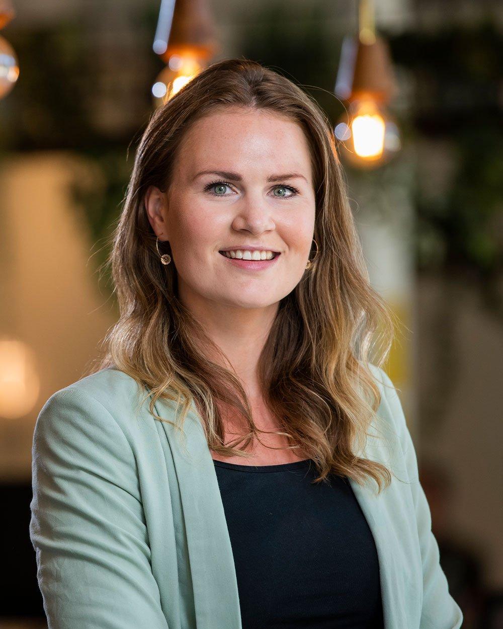 Leonie Oosterhoff, HubSpot consultant bij Bright