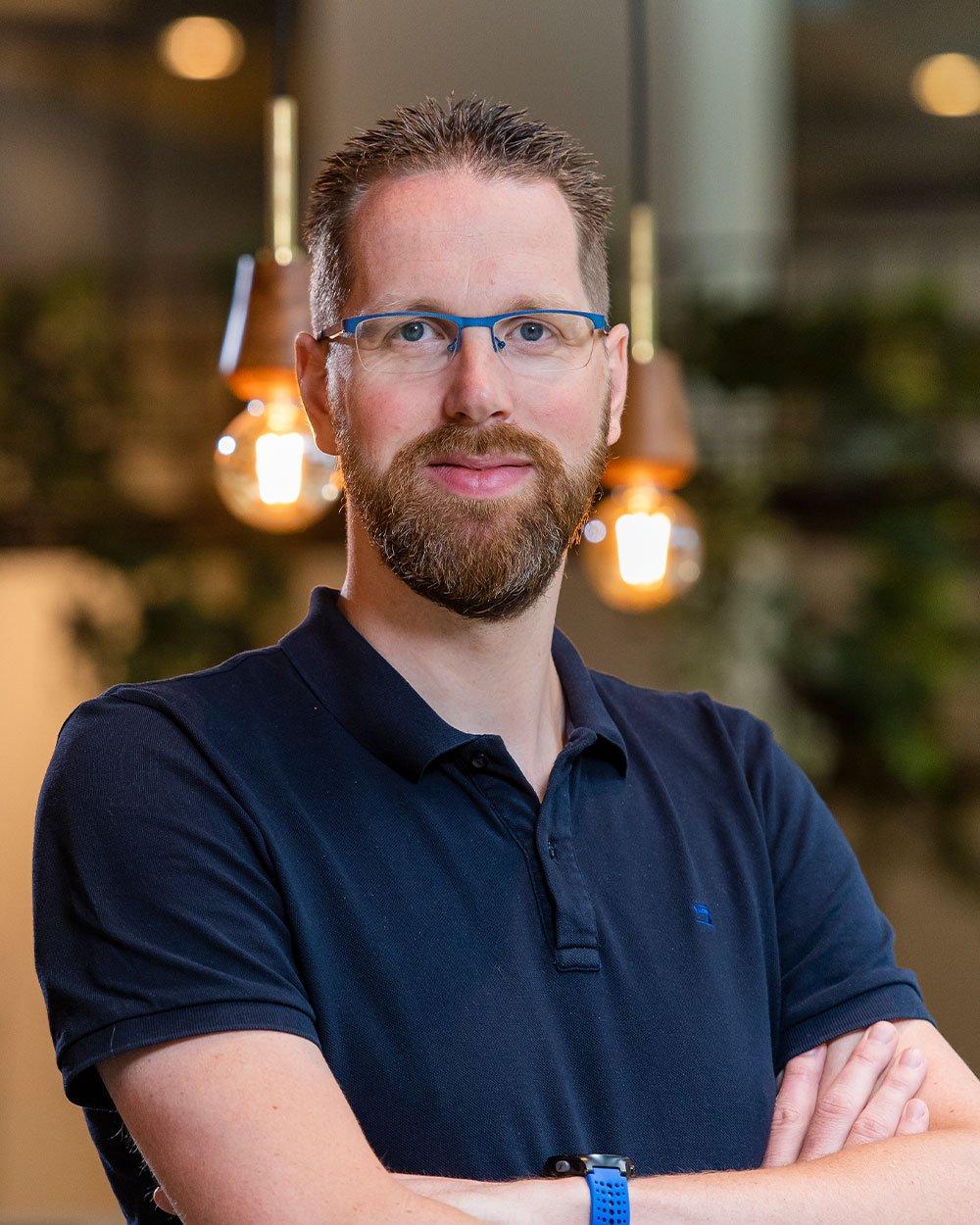 Niek Klein Gunnewiek, Teamlead Digital Marketing bij Bright