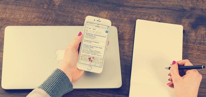 Gebruik je zoekwoorden onderzoek | Bureau Bright