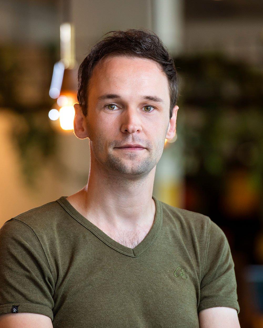 Teun Rutten, Lead developer bij Bright