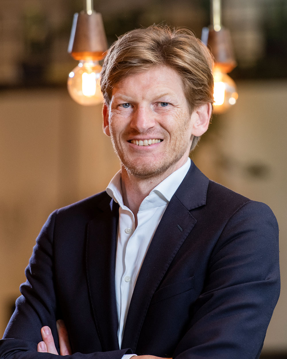 Wouter Gijsbertsen, CTO bij Bright