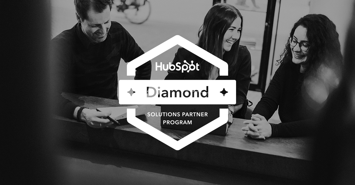 Bureau Bright HubSpot Diamond Solutions Partner